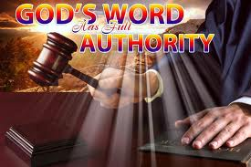 God's Authority